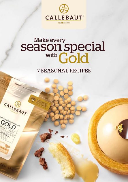 Download the gold chocolate recipe leaflet