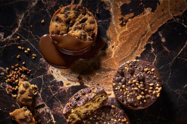 Gourmet cookie Ecl1pse / Callebaut