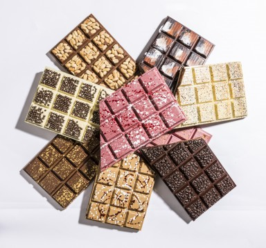Callebaut Chocolate Chocblocks