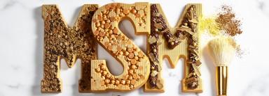 Sint letters Callebaut