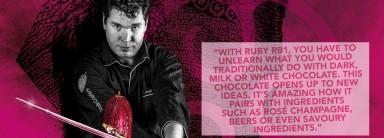 Callebaut Ruby RB1 Chocolate