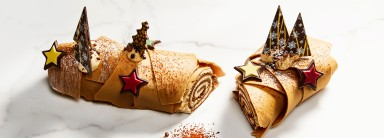 Yule Log Roll