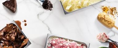 Callebaut Gelato, glace au chocolat belge