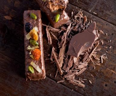 Самый насыщенный шоколадный вкус за всю историю Callebaut®.