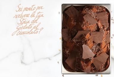 Callebaut sostiene il gelatiere italiano con una gamma rivoluzionaria del gelato al cioccolato.