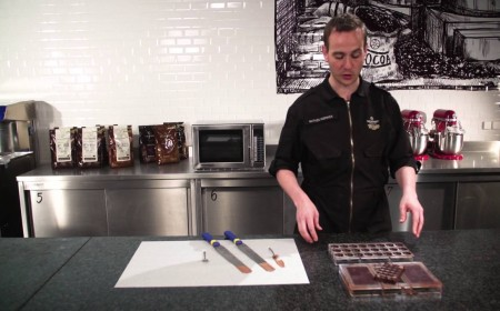 Embedded thumbnail for Tempering - How to remedy undercrystallised chocolate